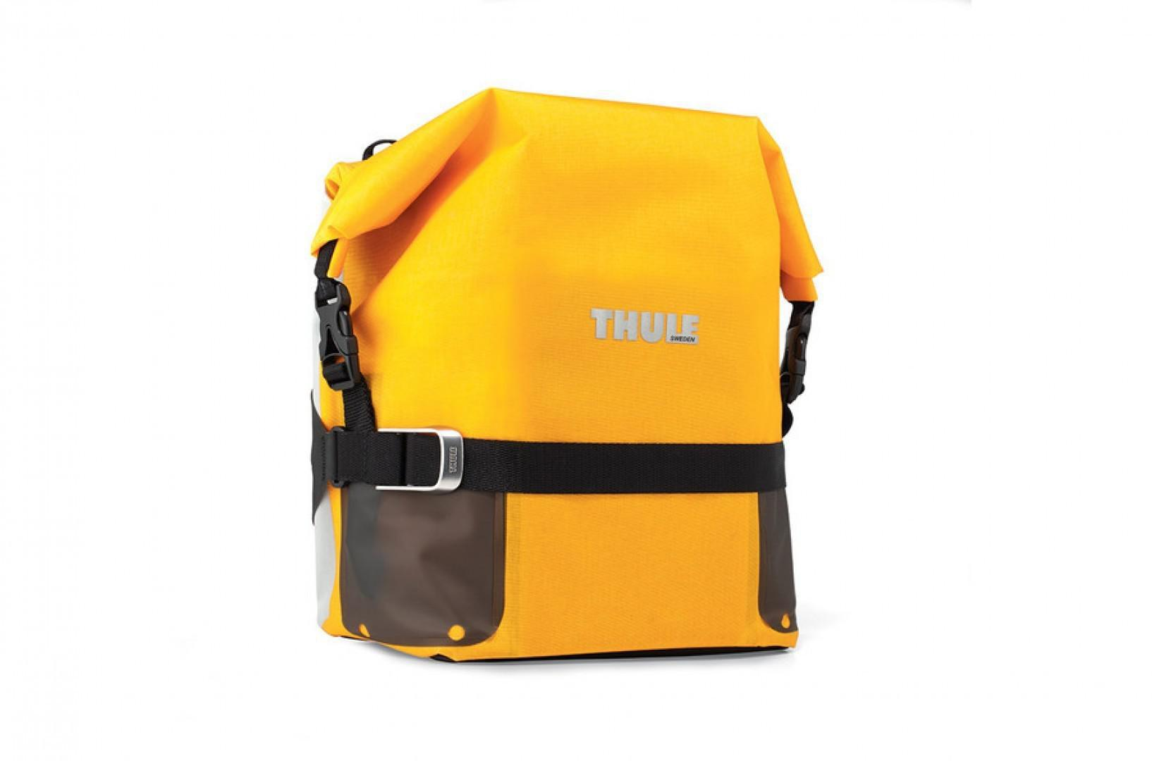 Фото 1: Велосипедная сумка Thule Pack 'n Pedal Small Adventure Touring Pannier (Zinnia)