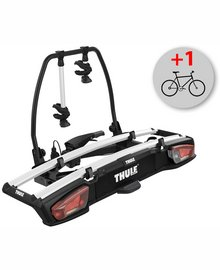 Велокрепление Thule VeloSpace XT 938 + Thule 9381 Bike Adapter