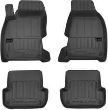 Резиновые коврики Frogum Proline 3D для Audi A4/S4/RS4 (B7) 2005-2008; Seat Exeo (mkI) 2009-2013