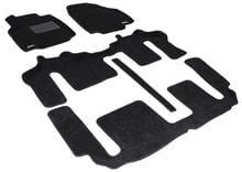 Двухслойные коврики Sotra 3D Classic 8mm Black для Mazda CX-9 (mkI) 2007-2015