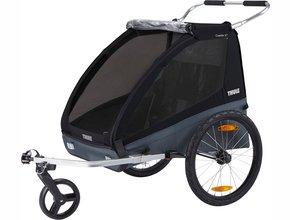 Детская коляска Thule Coaster XT (Black)