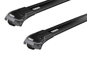 Багажная система для рейлинга Thule Wingbar Edge Black 9585 - Фото 1