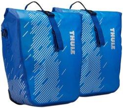 Велосипедные сумки Thule Shield Pannier Large (Cobalt) - Фото 1