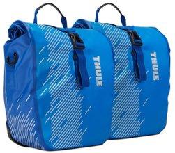 Велосипедные сумки Thule Shield Pannier Small (Cobalt) - Фото 1