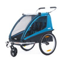 Велосипедный прицеп Thule Coaster XT (Blue) - Фото 1