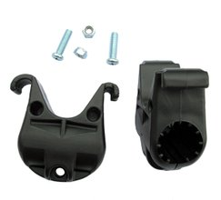 Суппорты 25 мм для велокреплений на крышку багажника Peruzzo 392 Two Single Supports - Фото 1
