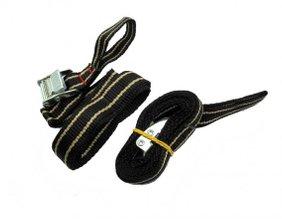 Защитные ремни с пряжкой Peruzzo 397 Two Safety Straps with Buckle