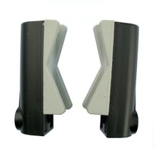 Накладки для крепления рамы в сборе Peruzzo 925 Two Complete Clamps