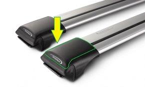 Крышки для поперечин Whispbar Rail SP193 (4 шт)