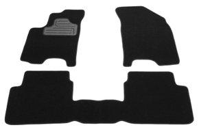 Текстильные коврики Pro-Eco для Chevrolet Aveo (mkI); Zaz Vida (mkI) 2003-2011