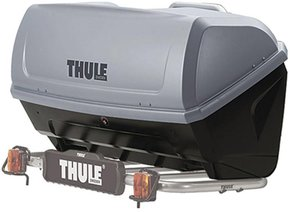 Платформа с боксом на фаркоп Thule EasyBase 949 + Thule BackUp 900