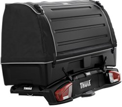 Велокрепление с боксом Thule VeloSpace XT 938 Black + Thule BackSpace XT 9383