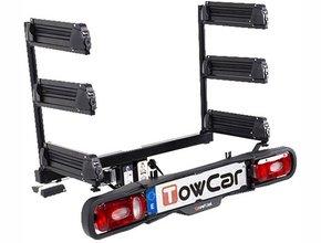 Крепление для лыж/сноубордов с расширителем TowCar Aneto