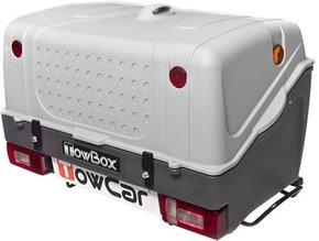 Бокс на фаркоп TowCar TowBox V1 Grey