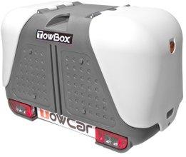 Бокс на фаркоп TowCar TowBox V2 Grey