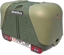 Бокс на фаркоп TowCar TowBox V2 Green