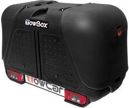 Бокс на фаркоп TowCar TowBox V2 Black