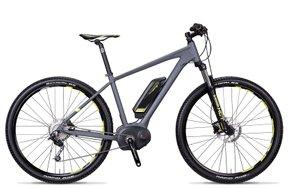 Велосипед Kreidler Vitality Dice 29er 2.0 Shimano Deore (frame 47cm)