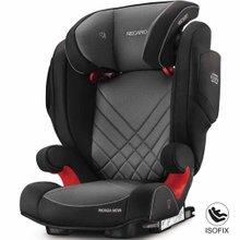 Recaro Monza Nova 2 SeatFix (Carbon Black)