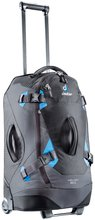Сумка-рюкзак на колесах Deuter Helion 60 (Black/Ocean)
