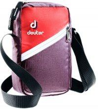 Наплечная сумка Deuter Escape I (Aubergine/Coral)