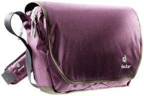 Наплечная сумка Deuter Carry Out (Aubergine/Brown)