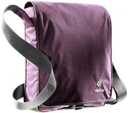 Наплечная сумка Deuter Roadway (Aubergine/Brown)
