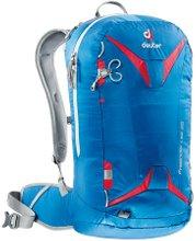 Горнолыжный рюкзак Deuter Freerider Lite 25 (Ocean/Fire)