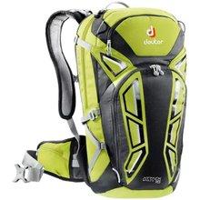 Велосипедный рюкзак Deuter Attack Enduro 16 (Apple/Black)