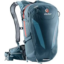 Велосипедный рюкзак Deuter Compact EXP 16 (Arctic/SlateBlue)