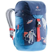 Детский рюкзак Deuter Schmusebar (Midnight/CoolBlue)