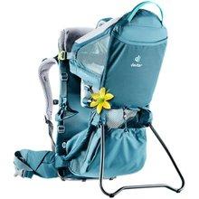 Детский рюкзак-переноска Deuter Kid Comfort Active SL (Denim)