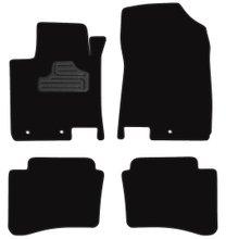 Текстильные коврики Pro-Eco для Hyundai i20 (mkII) 2014-2020