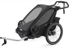 Детская коляска Thule Chariot Sport 1 (Midnight Black)