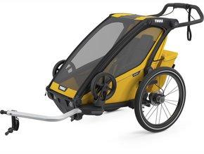 Детская коляска Thule Chariot Sport 1 (Spectra Yellow)