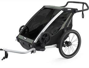 Детская коляска Thule Chariot Lite 2 (Agave)
