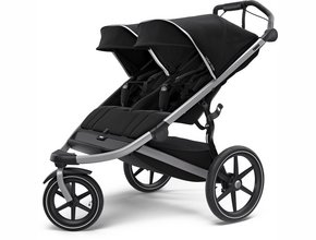 Детская коляска Thule Urban Glide2 Double (Black)