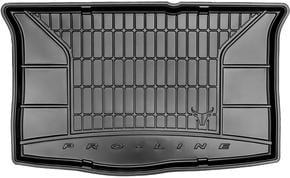 Резиновый коврик в багажникFrogum Pro-Line для Hyundai i20 (mkII)(5-дв.) 2014-2020 (нижний уровень)(багажник)
