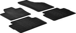 Резиновые коврики Gledring для Volkswagen Sharan (mkII); Seat Alhambra (mkII) 2010→ - Фото 1