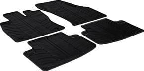 Резиновые коврики Gledring для Volkswagen Golf (mkVII)(Sportsvan) 2014-2020 - Фото 1