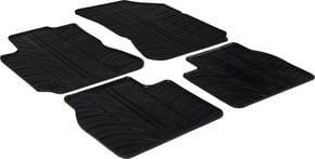 Резиновые коврики Gledring для Citroen C4 Cactus (mkI) 2014→ - Фото 1