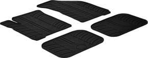 Резиновые коврики Gledring для Fiat Freemont (mkI) 2012→ - Фото 1