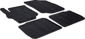 Резиновые коврики Gledring для Citroen C-Elysee (mkI); Peugeot 301 (mkI) 2012→ - Фото 1