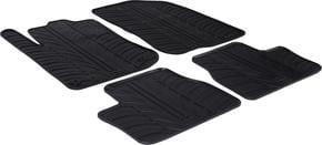Резиновые коврики Gledring для Peugeot 2008 (mkI) 2013-2019 - Фото 1