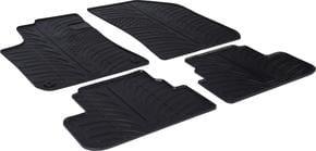 Резиновые коврики Gledring для Peugeot 308 (mkII)(хетчбэк) 2013-2021 - Фото 1