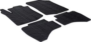 Резиновые коврики Gledring для Citroen C1 (mkII); Peugeot 108 (mkI) 2014→ - Фото 1