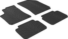 Резиновые коврики Gledring для Peugeot 308 (mkII)(универсал) 2013→ - Фото 1