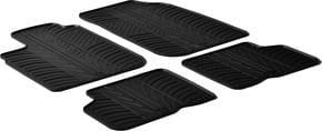 Резиновые коврики Gledring для Renault/Dacia Logan (mkI) 2004-2012 - Фото 1