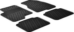 Резиновые коврики Gledring для Chevrolet Captiva (mkI) 2006-2018; Opel Antara (mkI) 2006-2015 - Фото 1