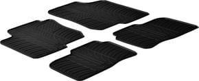 Резиновые коврики Gledring для Hyundai i30 (mkI); Kia Cee'd (mkI) 2006-2012